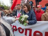 БСП води с малко. Снимка: Димитър Кьосемарлиев, Dnes.bg