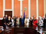 """Кметът Стефан Радев посрещна днес представители на 13-я Международен фестивал за поезия """"Славянска прегръдка"""""""