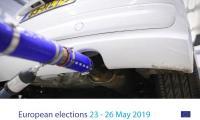 # EUelections2019 - Емисии от автомобили