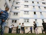Бежански център в германския град Волгаст