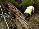 Почистване на отводнителни канали и шахти
