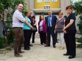 Стефан Радев поздрави живущите  за организацията и усилията, които са положили, за да кандидатстват по програмата