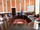 """Обществено обсъждане на концепция за развитие на туризма в региона, свързана с реализацията на проект """"Интегриран проект за развитие на туризма и подобряване на културната и историческа инфраструктура в Община Сливен"""