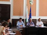 Пресконференция на председателя на местния парламент Димитър Митев