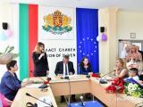 Заместник-кметът Пепа Чиликова поздрави всички приемни семейства