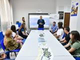 Кметът на община Сливен Стефан Радев поздрави участници и победители за успеха