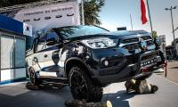 """На """"Ауто сити Пловдив 2019"""" ще бъдат показани повече модели за работа като пикапа Musso, чиято премиера за България се състоя миналата година в рамките на Международния технически панаир."""