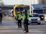 Специализирана операция на пътна полиция