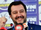 """Матео Салвини, вицепремиер на Италия и лидер на партия """"Лига"""""""