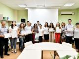 Заместник-кметът Пепа Чиликова поздрави отличниците за постигнатите резултати