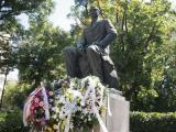 Паметникът на Иван Вазов в София