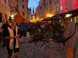 След сблъсъците в Братислава