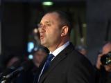 Президентът Румен Радев в Карлово