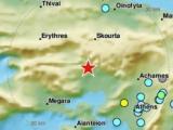 Земетресение в Атина