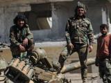 Правителствената армия на Сирия освободи град Хан Шейхун в провинция Идлиб