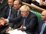 По искане на Борис Джонсън и с одобрението на кралицата, парламентът на Великобритания беше разпуснат