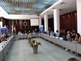 """Младежка среща-дебат """"Обединена Европа – сигурност, солидарност, стабилност"""""""