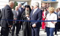Пловдивският митрополит Николай благослови старта на 75-ия Международен технически панаир.
