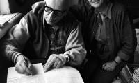 """Наградата """"Сахаров"""" носи името на известния съветски дисидент Андрей Сахаров. На снимката: Сахаров и жена му Елена Бонер © Yury Rost"""