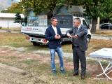 Кметът Стефан Радев пожела на изпълнителя да завърши успешно и в срок обекта