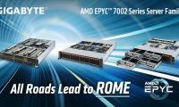 GIGABYTE пуска 6 нови еднопроцесорни сървъри с AMD EPYC 7002 CPU