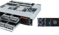H242-Z11: 2U еднопроцесорен, многомодулен Edge сървър