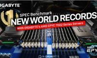 GIGABYTE чупи 11 световни рекорди с нови сървъри базирани на AMD EPYC™ 7002