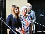 Зам.-кметът Пепа Чиликова пожела на всички да са живи и здрави и прочете поздравителен адрес от името на ид кмет на община Сливен Румен Иванов