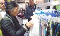 """Дизайнерката  от Южна Корея Ми Сеон посети """"ТексТейлър Експо"""" миналата година, за да подбере платове за новите си колекции. Сега изложението ще покаже по-голямо разнообразие от оборудване, материали  и услуги за текстилната и модната индустрия, а също -"""