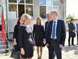 Красимир Вълчев на посещение в Сливен днес