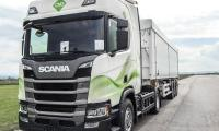 Скания стартира мащабно роуд шоу на най-модерните тежкотоварни транспортни средства на метан