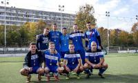 Победителите от турнира през 2018 г. – отборът на младите футболисти от Несебър
