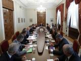 """Срещата на """"Дондуков"""" 2 / пресцентър, президенството"""