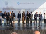 """Бойко Борисов откри разширението на газопреносната мрежа по трасето на """"Балкански поток"""" до компресорна станция """"Странджа"""""""