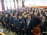 Временно изпълняващият длъжността кмет на Община Сливен Румен Иванов поздрави всички служители