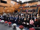 Новият местен парламент днес официално встъпи в длъжност