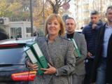 Мая Манолова внесе искане за касиране на изборите за кмет на София