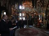 Президентът Румен Радев участва днес в отбелязването на празника на Зографския манастир в Света гора