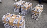 80 000 къса цигари без бандерол са иззети от полицията в Сливен