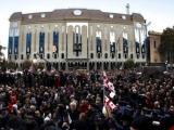 Protesti v Gruzia