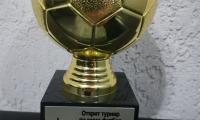 Отборът на ОДМВР-Сливен с купа за фейр-плей и най-добър вратар в благотворителния турнир на Фондация Емил Шаркав