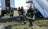 На летище Бургас се проведе Пълномащабна тренировка