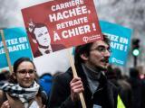 Във Франция десети ден продължават стачките и демонстрациите срещу пенсионната реформа