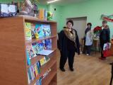 За библиотеката към читалището в село Самуилово са осигурени по-добри условия, благодарение на субсидия, отпусната от Община Сливен