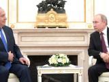 Президентът на РФ Владимир Путин и Бенямин Нетаняху