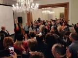 300 българи аплодираха голямата актриса Татяна Лолова в британската столица