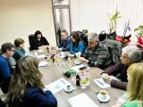 Първата среща на организационния комитет за провеждането на XXII Национален фестивал на детската книга в Сливен