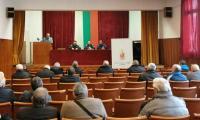 Старши комисар Димитър Величков проведе работна среща с представители на частните охранители