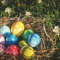 Епархийски конкурс за великденско яйце