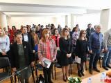 Заместник-кметът Пепа Чиликова  беше гост на Отчетното събрание на Български Червен кръст в Сливен